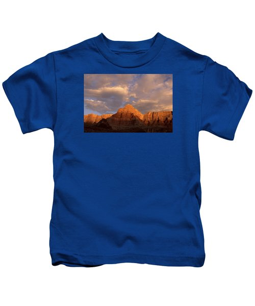 Commanche Point  Grand Canyon National Park Kids T-Shirt