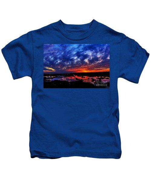 Contrast Kids T-Shirt