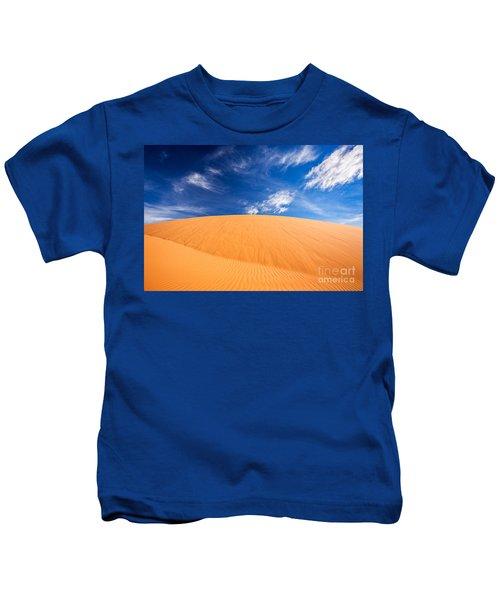 Coral Pink Sand Dunes State Park, Kanab, Utah Kids T-Shirt
