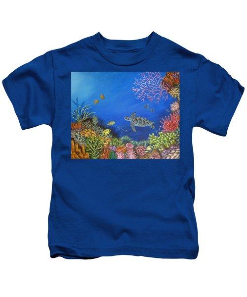 Coral Reef Kids T-Shirt