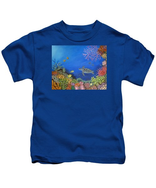 Coral Reef Kids T-Shirt