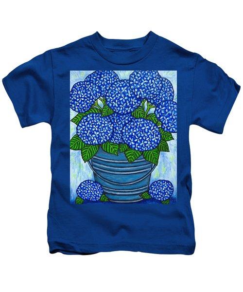 Country Blues Kids T-Shirt