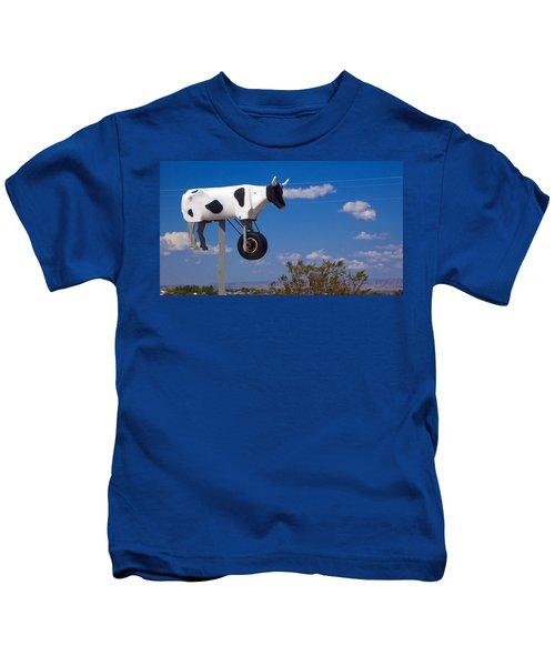 Cow Power Kids T-Shirt