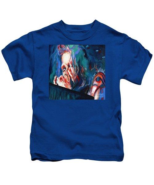 Love Is Sweet Misery. Steven Tyler  Kids T-Shirt