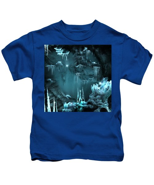 Crystal Cave Mystery Kids T-Shirt