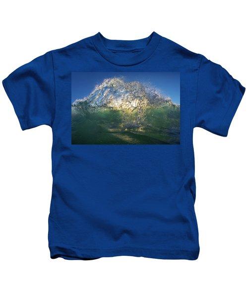 Crystal Crown Kids T-Shirt