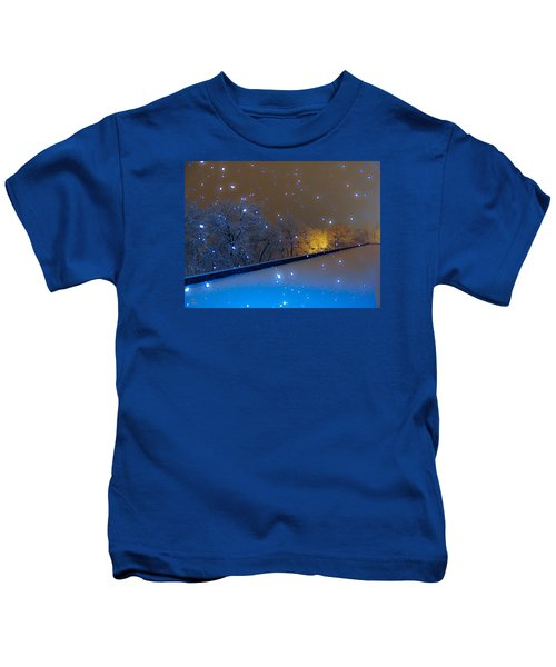 Crystal Falls Kids T-Shirt