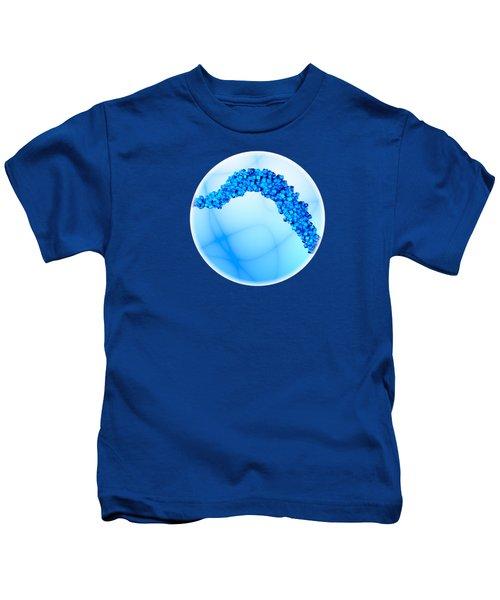 Cube Wave Kids T-Shirt