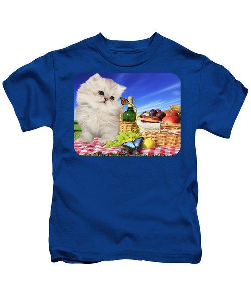 Curious Picnic Kids T-Shirt