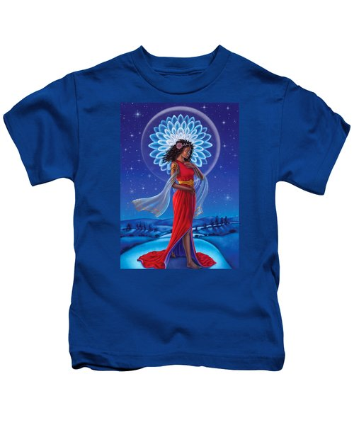 Dahlia - Attend To Your Shadows Kids T-Shirt