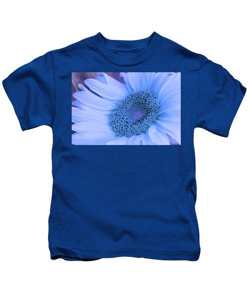 Daisy Blue Kids T-Shirt