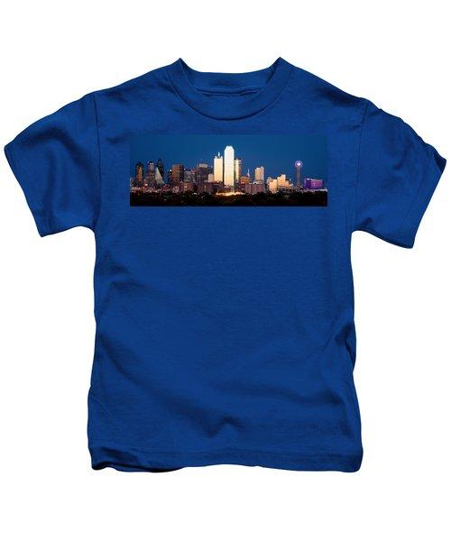 Dallas Golden Pano Kids T-Shirt