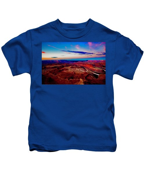Dead Horse Point Kids T-Shirt