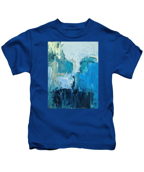 Deep Desires Of The Heart Kids T-Shirt