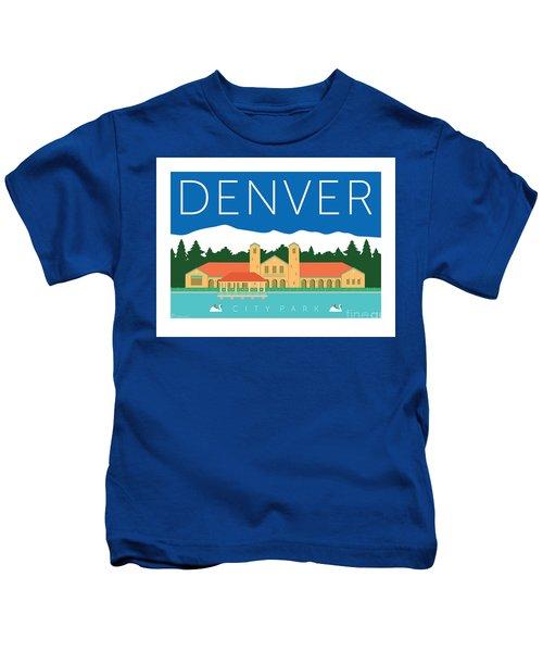 Denver City Park Kids T-Shirt