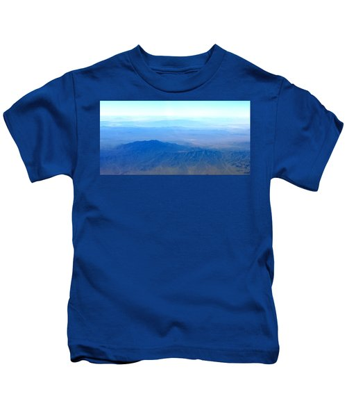 Desert Blues Kids T-Shirt