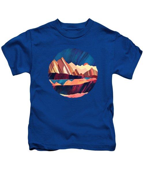 Desert Valley Kids T-Shirt