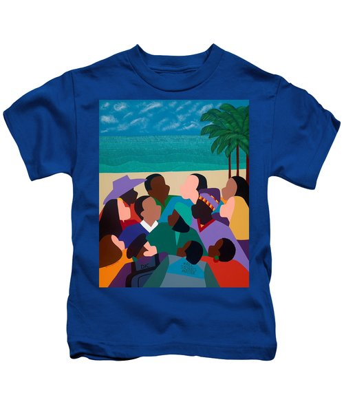 Diversity In Cannes Kids T-Shirt