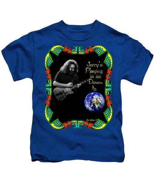 Down To Earth #1 Kids T-Shirt