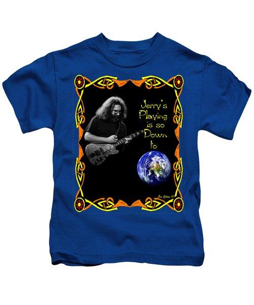 Down To Earth #2 Kids T-Shirt