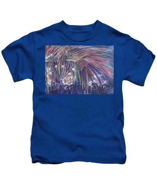 Dream Big Kids T-Shirt by Thomas Lupari