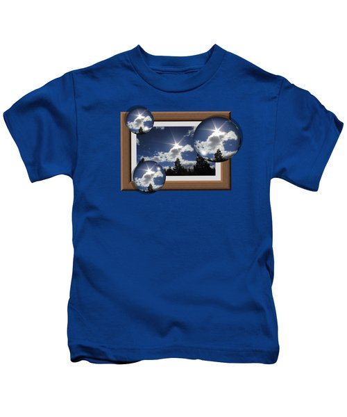 Drifting Away Kids T-Shirt