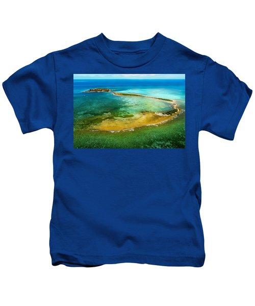 Dry Tortugas Kids T-Shirt