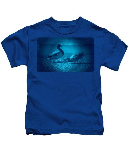 Ducks #2 Kids T-Shirt