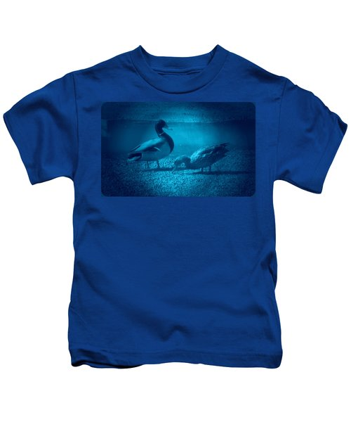 Ducks #2 Kids T-Shirt