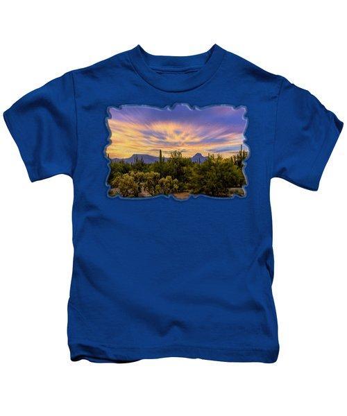 Easter Sunset H19 Kids T-Shirt