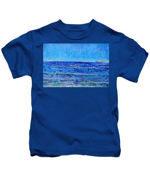 Ebbing Tide Kids T-Shirt