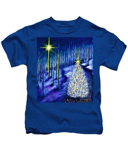 Enchanted Woods  Kids T-Shirt