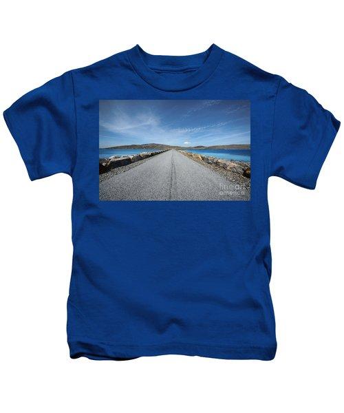 Eriskay To South Uist Kids T-Shirt