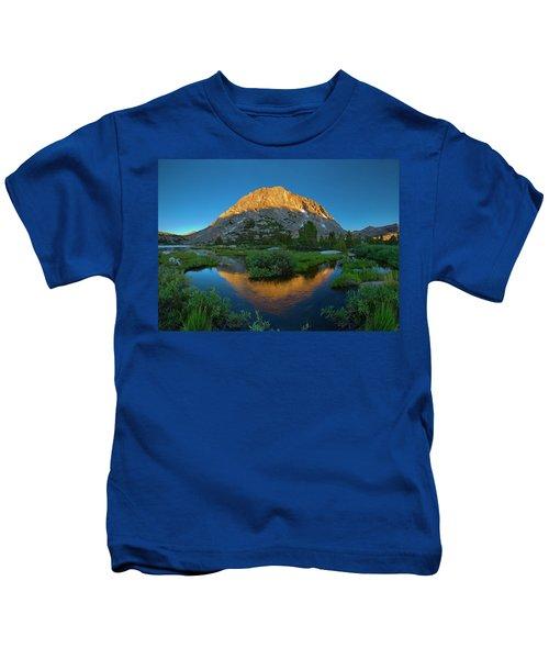 Eye On The Sierra Kids T-Shirt