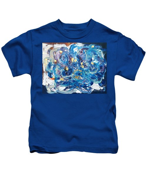 Fabric In Time Kids T-Shirt