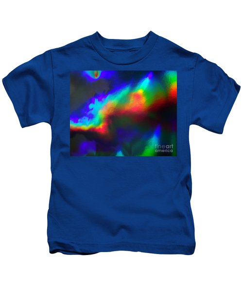 Heavenly Lights Kids T-Shirt