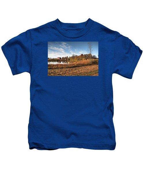 Farm Fall Colors Kids T-Shirt