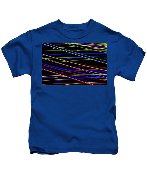 Fast Lanes Kids T-Shirt