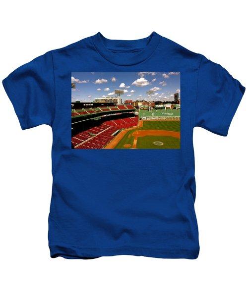 Fenway Park Iv  Fenway Park  Kids T-Shirt