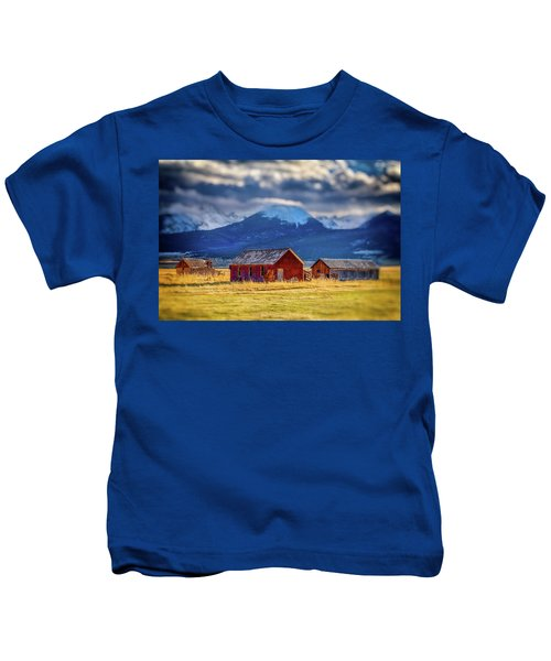 Field Of Dreams Kids T-Shirt