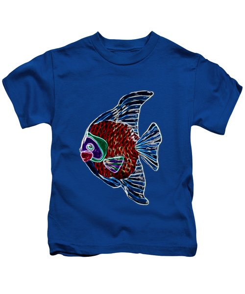Fish Tales Kids T-Shirt