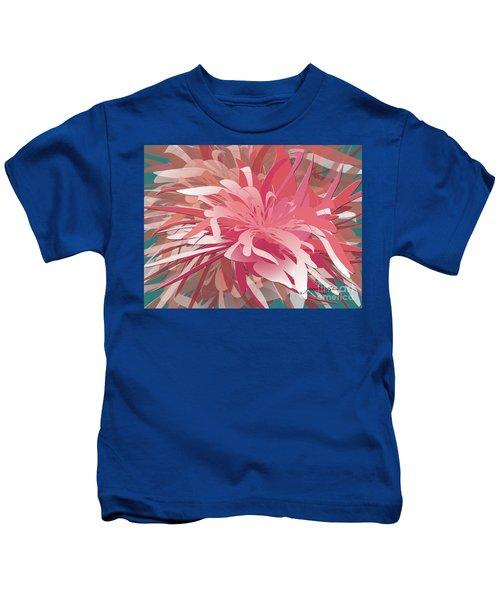 Floral Profusion Kids T-Shirt