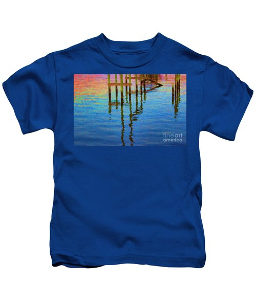 Focus On The Water Kids T-Shirt