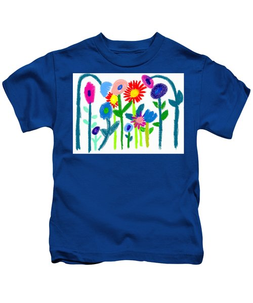Folk Garden Kids T-Shirt