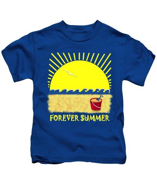 Forever Summer 8 Kids T-Shirt