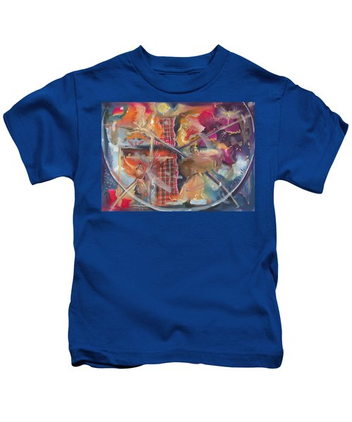 Fragile Detail  Kids T-Shirt