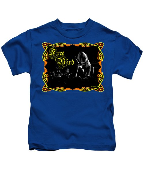 Free Bird #2 Kids T-Shirt