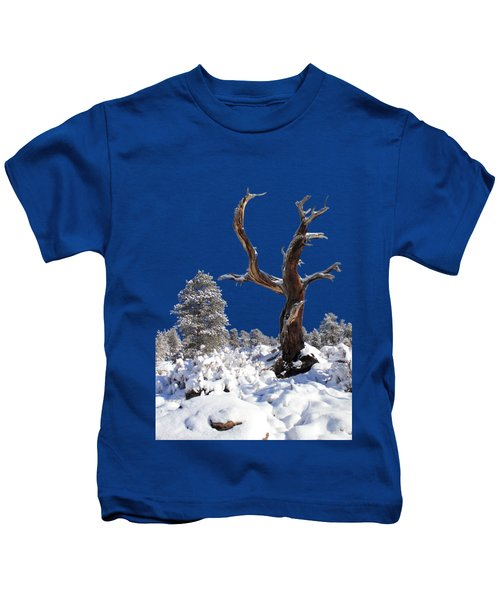 Fresh Snow Kids T-Shirt