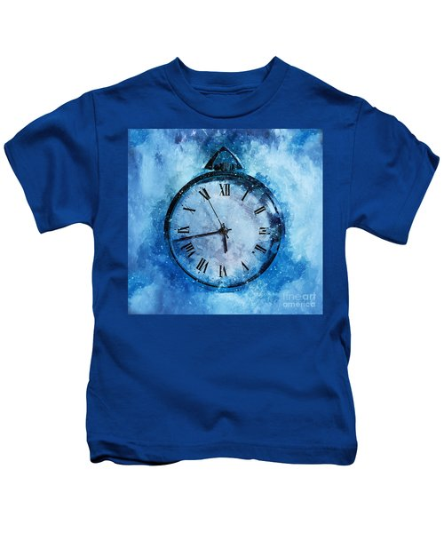 Frozen In Time Kids T-Shirt