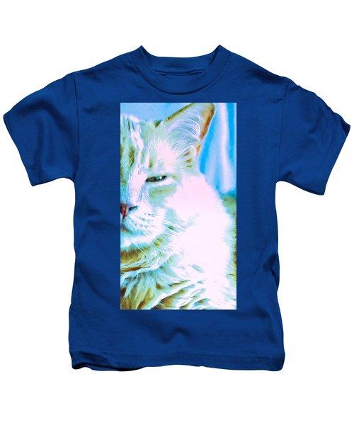 Gandhi Lion Kids T-Shirt